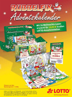 Lotto Adventskalender